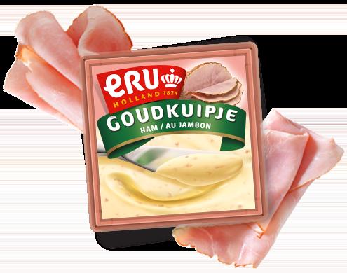 ERU Goudkuipje Jambon