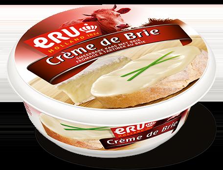 Foccacia à l'ERU Crème de Brie et au poulet fumé