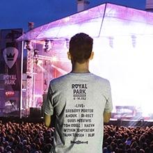 Beleef een onvergetelijke avond tijdens Royal Park Live
