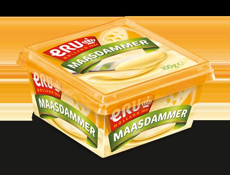 Klubszendvics ERU Maasdammer sajttal