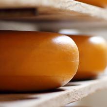 Hogyan készül az ERU ömlesztett sajt?
