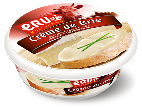 Pasta mit Lachs und ERU Crème de Brie