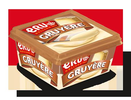 Croque-madame à l'ERU Gruyère
