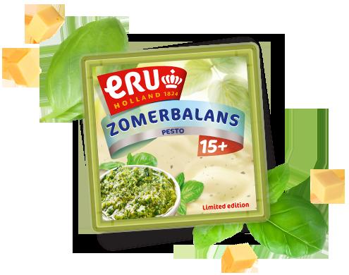 ERU Zomerbalans Pesto