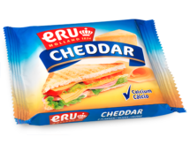 ERU Slices Cheddar