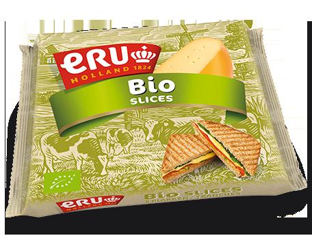 Quiche Lorraine com ERU Bio Slices, brócolos e toucinho