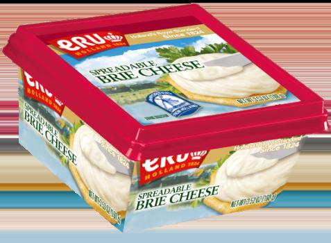 ERU Spreadable Brie Cheese