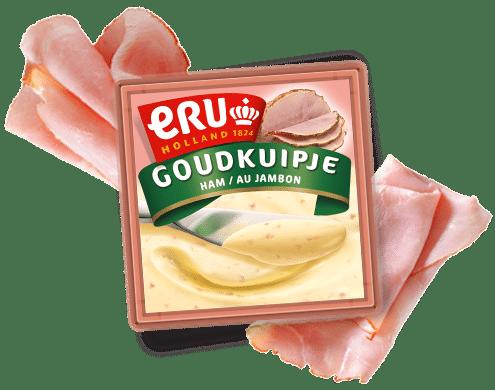 ERU Goudkuipje Ham