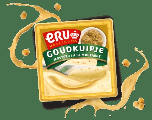 ERU Goudkuipje Mosterd