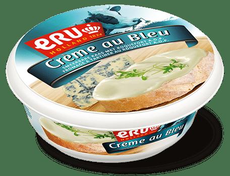 Witlofsalade met rosbief en een saus van blauwe kaas