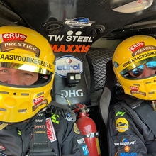 Tim en Tom Coronel: Dakar