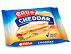 ERU Slices Cheddar Naturel