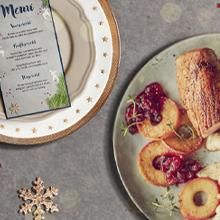Zo zet jij tijdens de feestdagen een heerlijk 3-gangen menu op tafel!